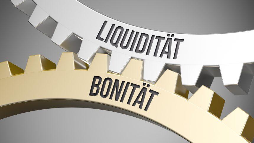 Bonität und Liquidität